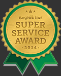 2014 Super Service Award - Angie's List