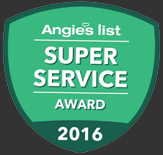 2016 Super Service Award - Angie's List