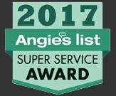 2017 Super Service Award - Angie's List